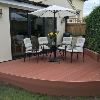 Medium decking   cladding 1