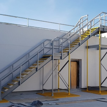 Medium stair case