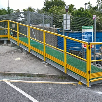 Medium fixed access platforms