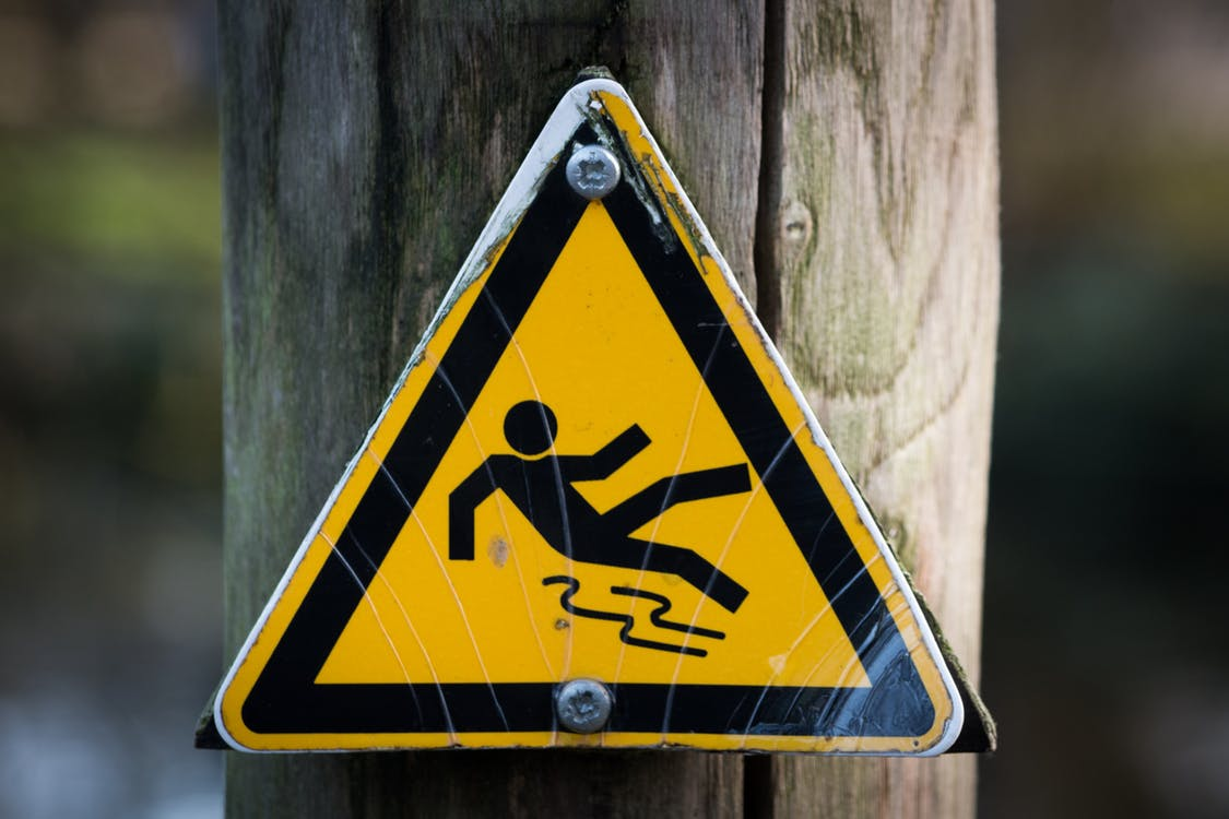 STAY SAFE DURING SLIPS AND TRIPS SEASON