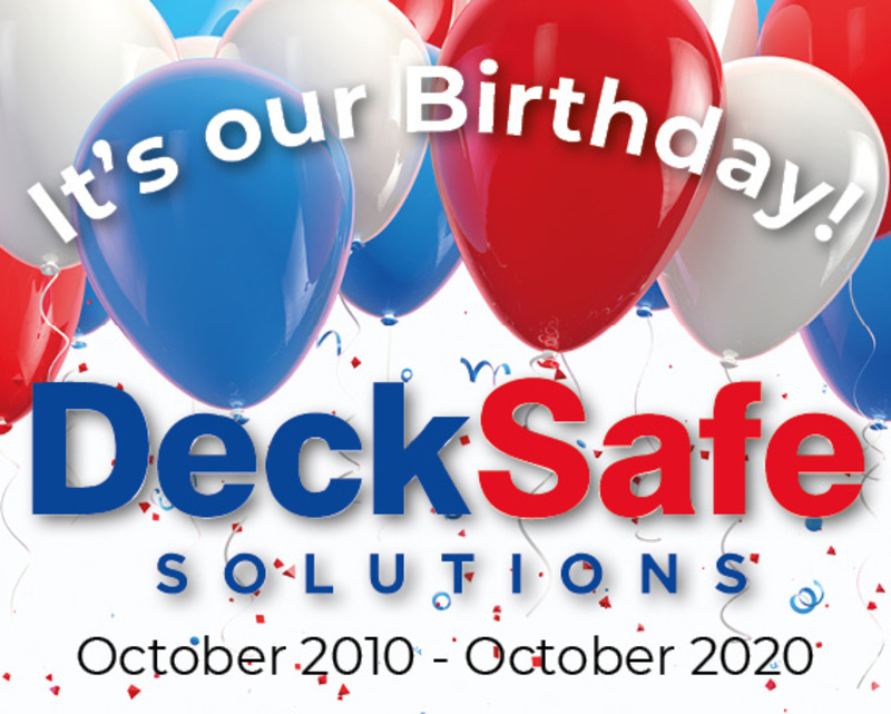 A Decade of DeckSafe