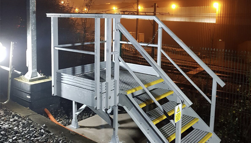 SAFETY SOLUTIONS FOR THE RAIL INDUSTRY